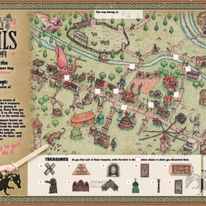 Berkhamsted Treasure Map Trails