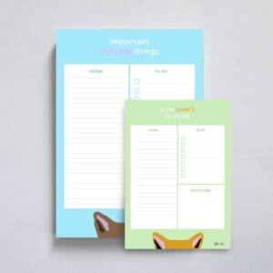 Cat Notepad Bundle