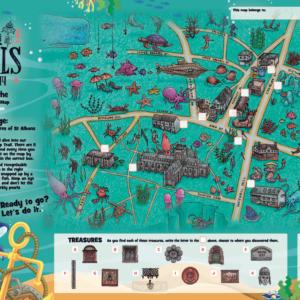 St Albans Treasure Map Trail